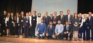 """Elazığ'da """"Şehrin Ekonomi Ödülleri"""" sahiplerini buldu"""