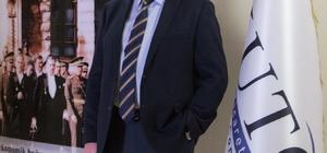 Serdar Akdoğan, Ticaret Odası başkanlığına yeniden aday