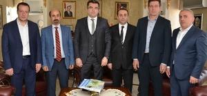 Gümüşhane'de 'Doğu Karadeniz' markası için destek istediler, 'Kültür ve ekoturizme' vurgu yaptılar