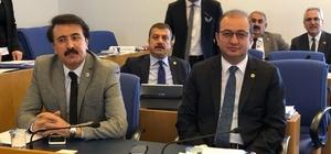 Milletvekili Aydemir: 'Kardeşliğimiz, temel değerimizdir'