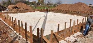 Nusaybin'e 14 taziye evi yapılıyor