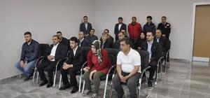 Tatvan Belediyesinde taşeron işçiler için kadro sınavı