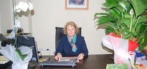 Malkara PTT'ye ilk kadın müdür atandı