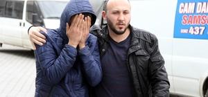 Samsun'da kuş kümesinde bin 256 adet uyuşturucu hap ele geçirildi