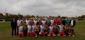 MESKİ Birimler Arası Futbol Turnuvası sona erdi