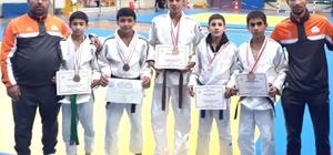 Şanlıurfa Judo takımı birinci oldu