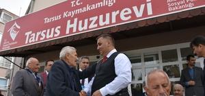 Başkan Can, huzurevi sakinleriyle bir araya geldi