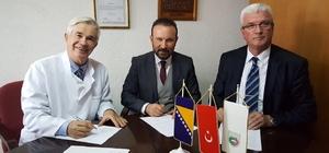 İzmit Belediyesi'nden kardeş Travnik'e destek