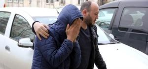 Kuş kümesindeki uyuşturucu hapın sahibi tutuklandı