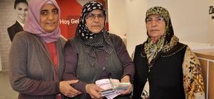 Umre için biriktirdiği parayı Mehmetçiğe bağışladı