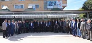 Başkan Baran halk toplantısına katıldı