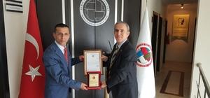 TSK Dayanışma Vakfı'ndan 'Kahveci Ali'ye teşekkür