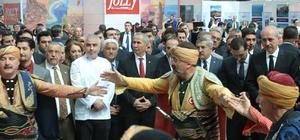 Kayseri Uluslararası Turizm Fuarı'nda tanıtılıyor
