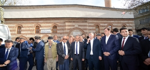 Akşehir'de Konya merkezden sonra en büyük restorasyon çalışması