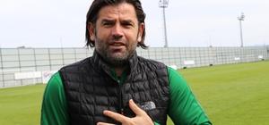 """Teknik Direktör Üzülmez: """"Bu takım korunsaydı Süper Lig'den düşmezdi"""""""