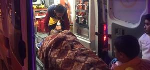 Konya'da otomobille motosiklet çarpıştı: 1 yaralı