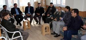 Başkan Acar, vatandaşlarla bir araya geldi