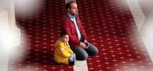 Hizan'da Regaip Kandili programı