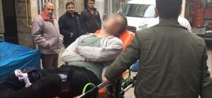 Samsun'da liseliler arasında kavga: 1 yaralı