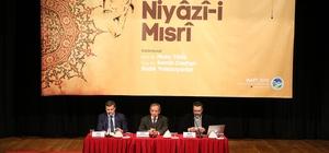 '400. Doğum Yılında: Niyaz-i Mısri' isimli panel AKM'de düzenlendi