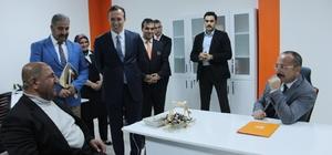 Siirt'te 'Açık Kapı Projesi' tanıtıldı