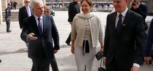 Kanada'nın Ankara Büyükelçisi Cooter Kayseri'de
