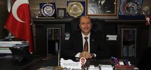 Başkan Bozkurt'tan Regaip Kandili kutlama mesajı