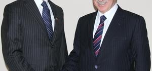 Kanada Büyükelçisi Cooter, Kayseri'de