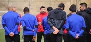 Evkur Yeni Malatyaspor'da Gençlerbirliği maçı hazırlıkları başladı