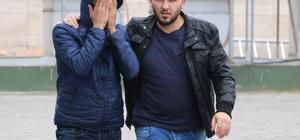 Güvercin kümesinde uyuşturucu saklayan şüpheli tutuklandı