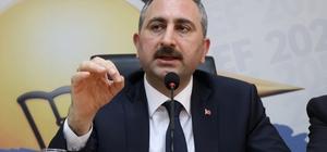 """Bakan Gül: """"KHK ile vatandaşa 'lekelenmeme' hakkı getirdik"""""""