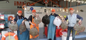 Bursa'da balık fiyatlarında artış var