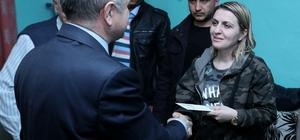 Cumhurbaşkanı Erdoğan'ın mektubu şehit Dunca'nın ailesine ulaştı