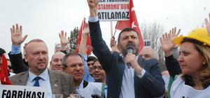 CHP'li Ağbaba: Şeker fabrikalarında üretim devam etsin