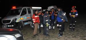 GÜNCELLEME - Nevşehir'de askeri uçak düştü