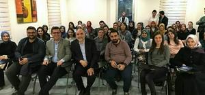 Prof. Dr. Musa Özata liderliği anlattı