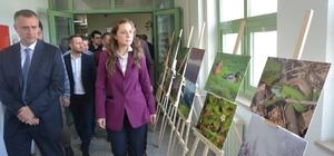 Düzce Üniversitesi'nde Dünya Ormancılık Su ve Meteoroloji günleri etkinlikleri başladı