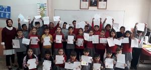 Amasya'dan Van'a mektup arkadaşlığı