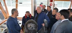 İç Su Aracı Kullanma Belgesine 166 kişi başvurdu