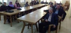 Şaphane'de 'sürü yönetimi' kursu açıldı