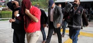 Alanya'da tefeci operasyonu: 14 tutuklu
