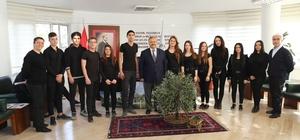 Burhaniye Belediyesi Avrupa ile kültür köprüsü kuruyor