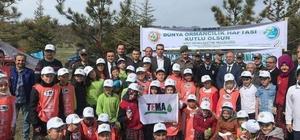 Emet Orman İşletme Müdürlüğü fidan dikme etkinliği düzenledi