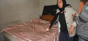 """Baza altında kalarak ölen çocuğun annesi: """"Yatak oğluma mezar oldu"""""""