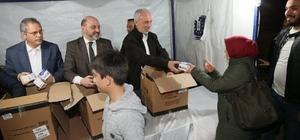 Başkan Kamil Saraçoğlu: Üç ayları ve kandil günlerimizi iyi değerlendirmeliyiz