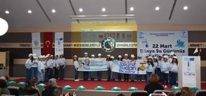 Tekirdağ'da 22 Mart Dünya Su Günü kutlandı