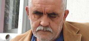Bir gözünü kapkaççıların diğer gözünü ineğin saldırısında kaybetti