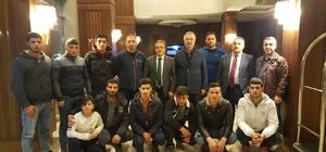 Gençler Kulüpler Türkiye Halter Şampiyonası, Ağrı'da yapılacak