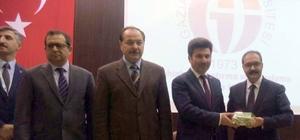 Rektör Karacoşkun, Pediatrik Aciller Sempozyumuna katıldı