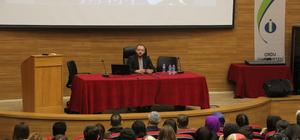 Abdullah Reha Nazlı: Bilgiyi ezberleyen değil, kullanan kişilere ihtiyaç var